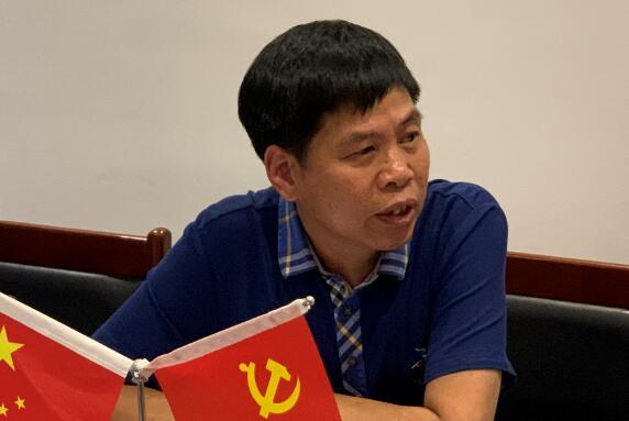 (常务副会长周志伟讲话)