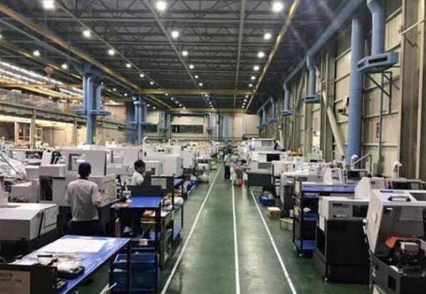 日本上半年机床订单锐减四成 受疫情和数字化冲击
