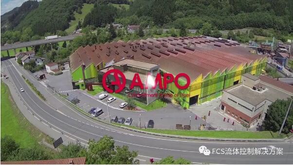 Ampo Foundry获得了历史上最大的阀门铸件合同