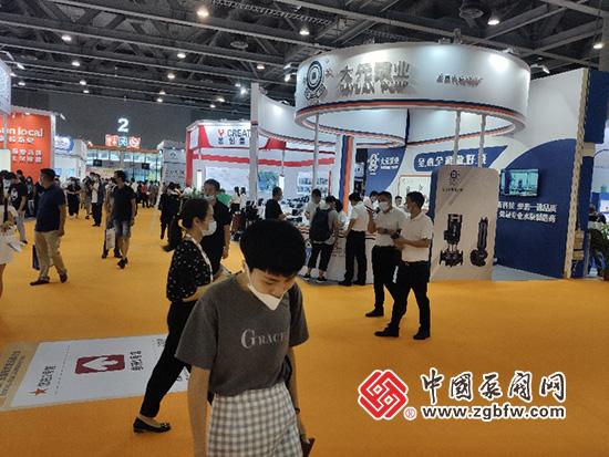 2020第五届广东国际泵管阀展