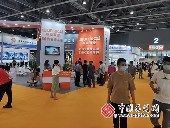 善若泵业参加2020第五届广东国际泵管阀展