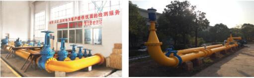空氣閥試驗裝置