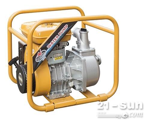 常柴罗宾PTG208水泵机组