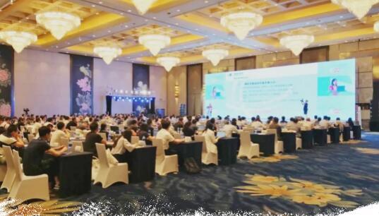 2020中国国际光热大会暨CSPPLAZA第七届年会现场场景。