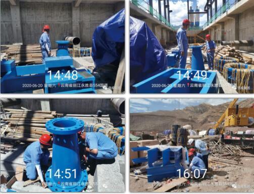 连成集团程海流域生态综合治理水利骨干应急补水工程