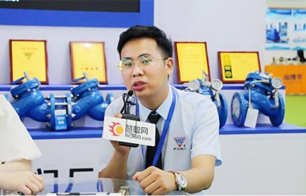 上海沪工市场部总监何小忠先生接受专访
