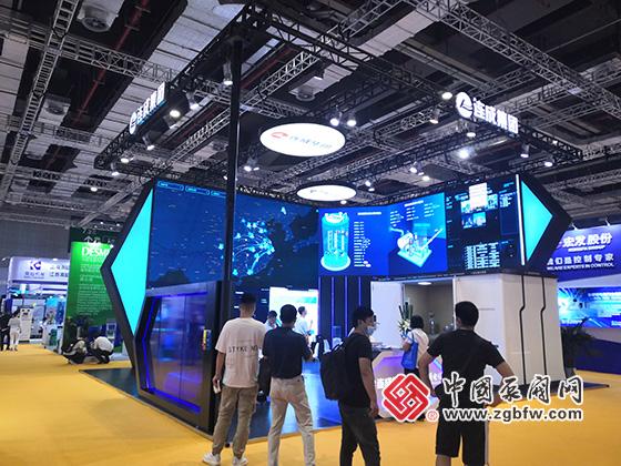 连成集团参加2020第九届上海国际泵管阀展览会
