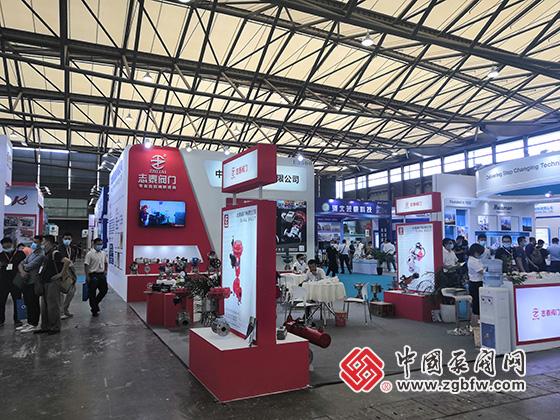志泰阀门参加cippe2020第二十届中国国际石油石化技术装备展览会