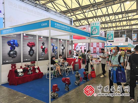 欧德隆控制阀有限公司参加cippe2020第二十届中国国际石油石化技术装备展览会