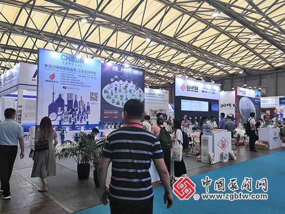 cippe2020第二十届中国国际石油石化技术装备展览会现场