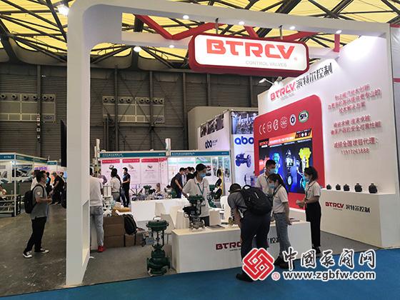 滨特尔控制参加cippe2020第二十届中国国际石油石化技术装备展览会