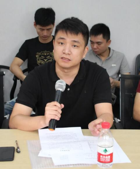 候任秘书长陈新刚