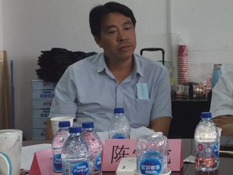 苏凤凰网游戏平台亚德林股份凤凰网游戏平台陈学龙副总经理发言