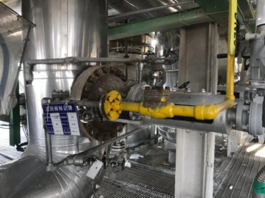 安特威双楔式高温闸阀助力鲁西化工MTO装置一次开车成功!