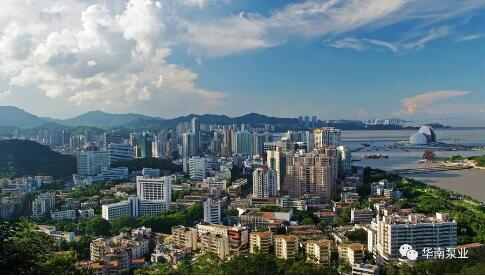華南泵業一體化泵站,打造河暢、水清的高欄港區