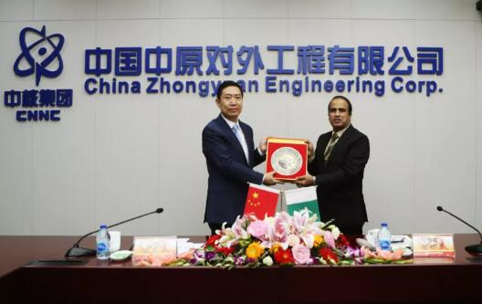 中国出口海外第四台核电机组通过巴基斯坦国家最终验收