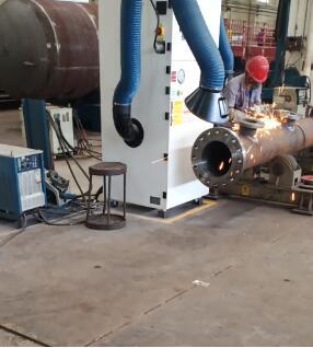 重庆水泵:容器车间贯彻落实安全生产工作措施