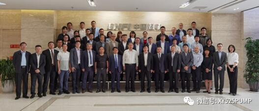 五二五泵业实力进入中国恩菲矿业联盟