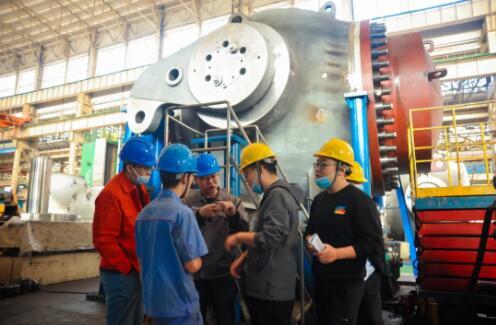 世界装机容量最大抽水蓄能电站首台球阀通过验收