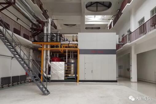 乌鲁木齐城北华源热力电采暖改造项目