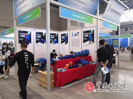 温州麦哈自控科技有限公司参加2020第三届中国(重庆)长江经济带环保博览会