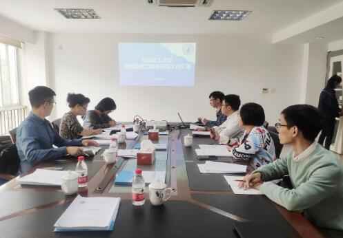 兰理工泵阀院迎接温州市新型研发机构绩效考核