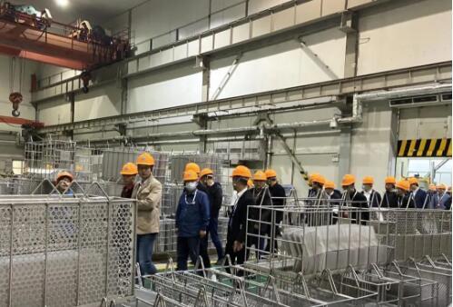 杭氧组织召开冶金空分装备与关键技术交流会