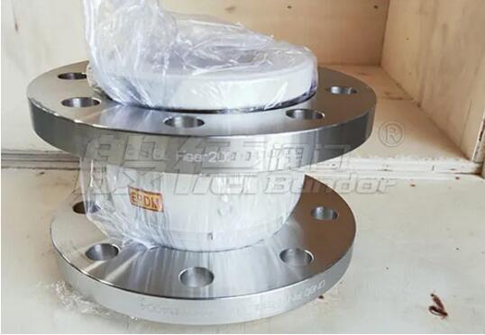 亚洲某工程公司采购般德EPDM橡胶接头