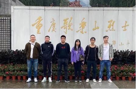 重庆水泵:总装团支部组织参观红岩魂陈列馆