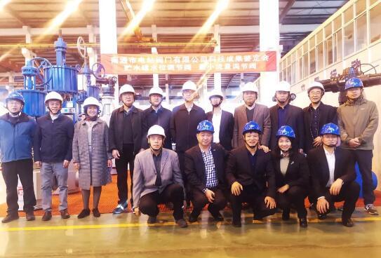南通电站阀门两项国产化新产品通过国家级鉴定