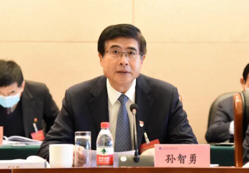 集团公司党委副书记、工会工委主任孙智勇主持会议。