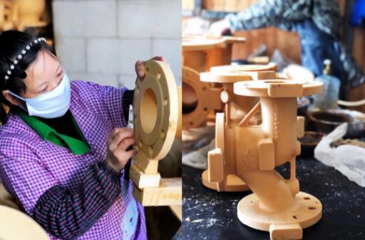 温州金鑫生化阀门有限公司:一流品质源于铸匠