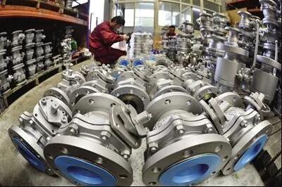 永嘉:全力推进泵阀产业转型升级和提升发展