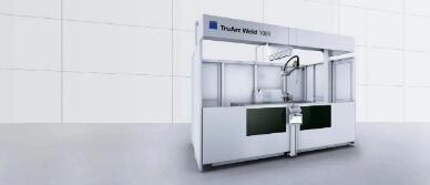 优傲、通快及伏能士联合推出自动焊接工作站