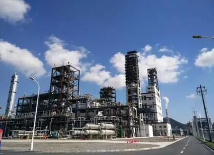 安特威阀门助力东华能源(宁波)新材料二期60万吨/年PDH项目试车成功