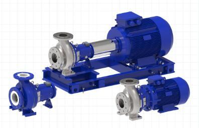 賽萊默發布Lowara e-IXP系列工業端吸泵