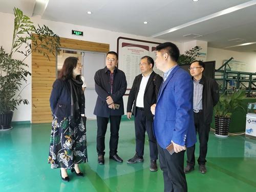兰理工泵阀院赴温州职业技术学院