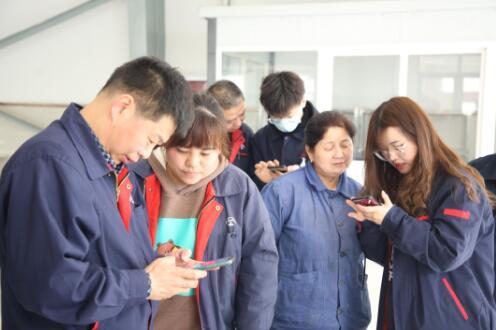 西安泵閥總廠積極開展個稅匯算清繳工作