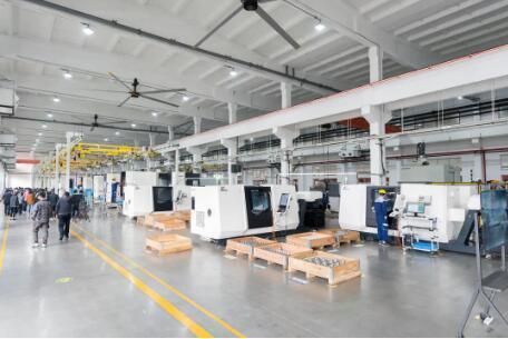 凱泉溫州數字化工廠