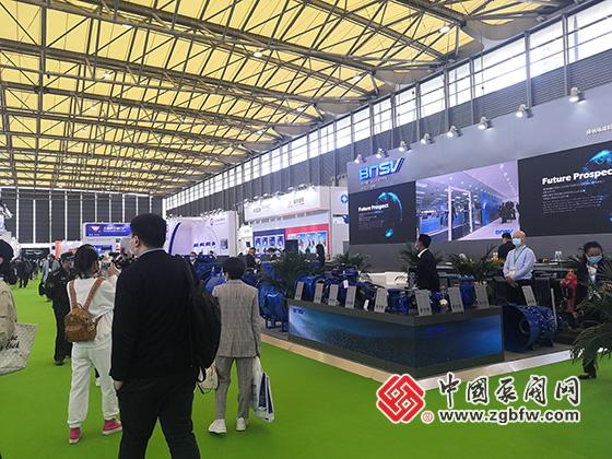 博纳斯威阀门参加第22届中国环博会