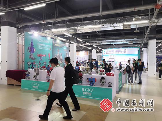基雷测控有限公司参加2021第五届中国(淄博)化工科技博览会