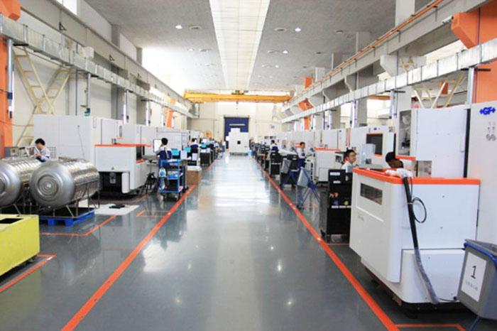 GF加工方案新规划:从传统机床制造商到综合加工方案供应商