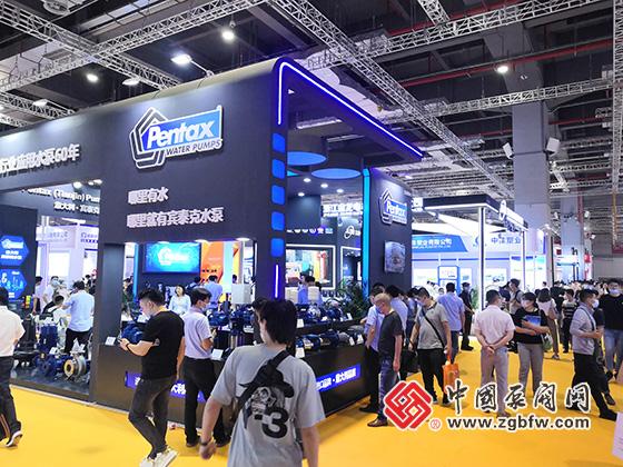 FLOWTECH CHINA上海国际泵管阀展览会