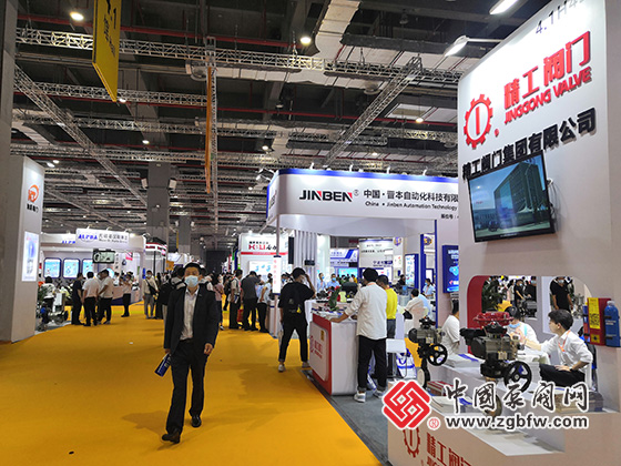 上海国际泵管阀展览会