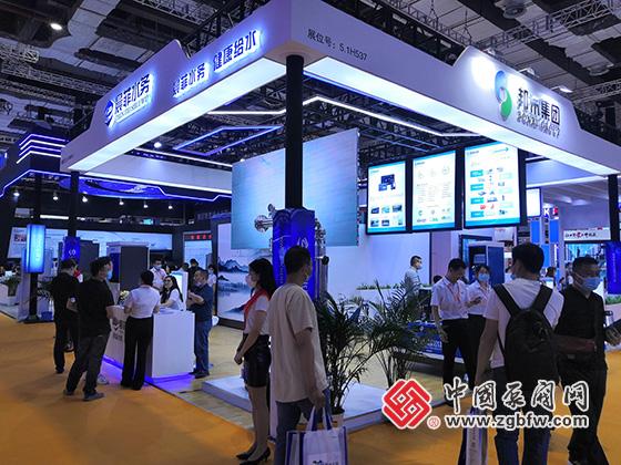 邦布集团参加上海国际泵管阀展览会