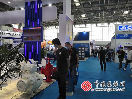 2021cippe中国石油石化技术装备展览会