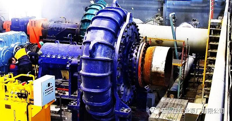 """石工泵公司提供""""远程服务""""力保客户重点项目进度"""
