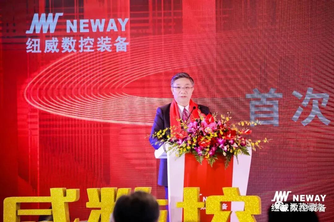 纽威股份王保庆:做竞争对手做不了的产品