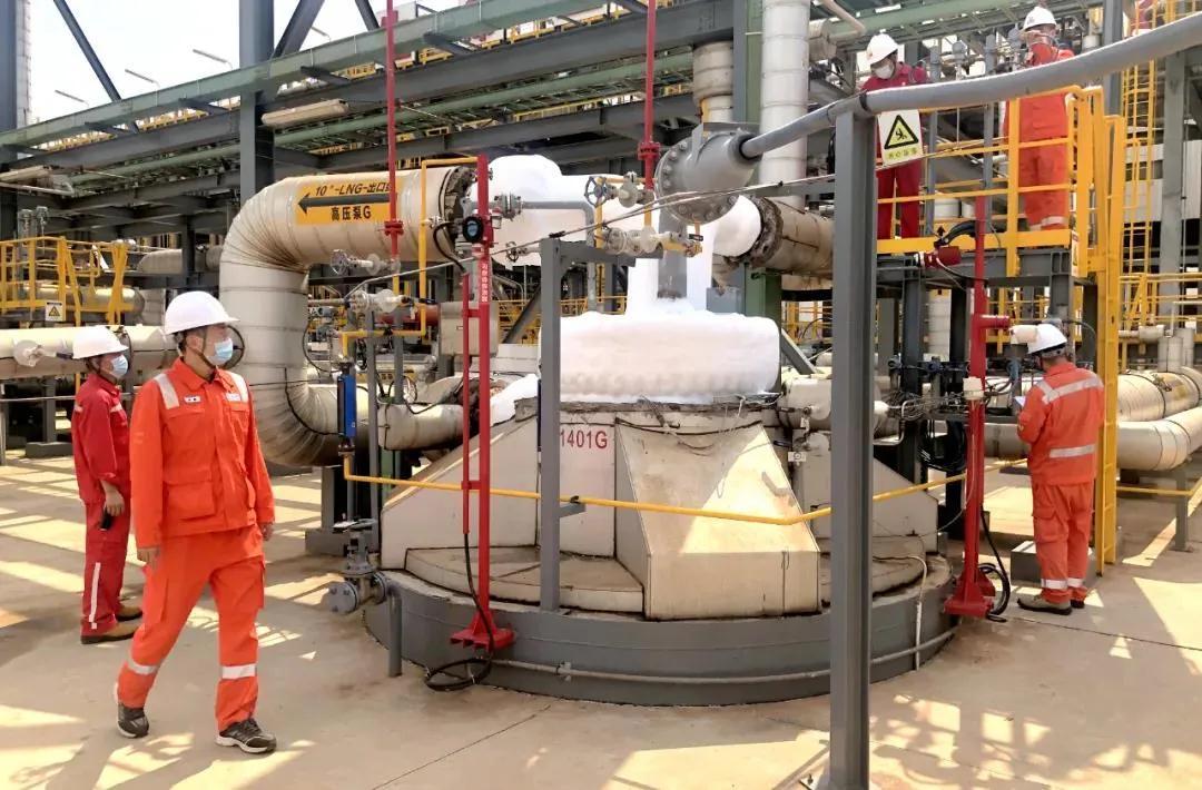 中通協協力國家管網、上海阿波羅聯合突破LNG接收站核心高壓泵國產化