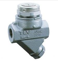 P46SRN热动力式蒸汽疏水阀 日本TLV圆盘疏水阀